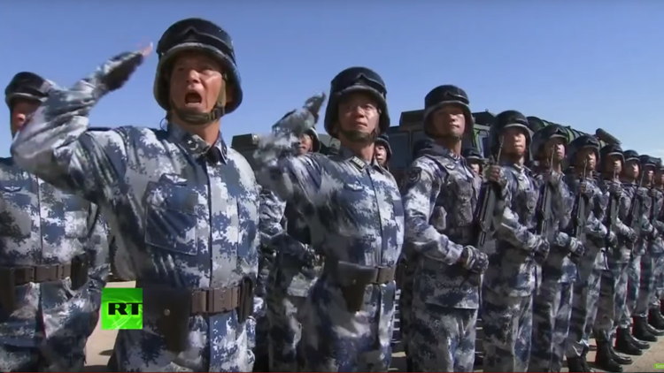 VIDEO: China celebra el 90º aniversario del Ejército Popular de Liberación