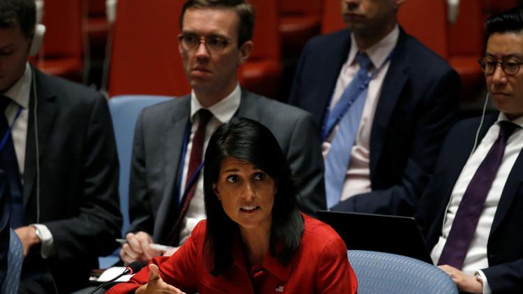 """EE.UU. sobre Venezuela: """"No aceptaremos un gobierno ilegítimo"""""""