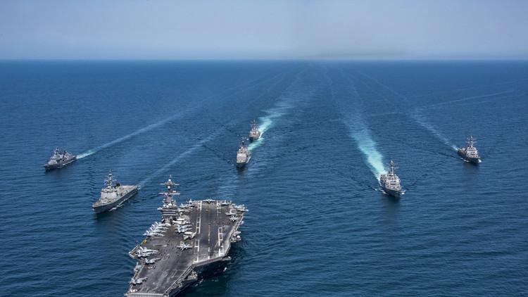"""EE.UU. está dispuesto a utilizar """"fuerzas contundentes"""" contra Corea del Norte"""