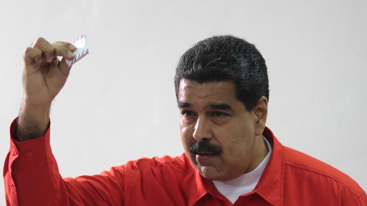 """Maduro: """"¡Qué carajo nos importa a nosotros lo que diga Trump!"""""""