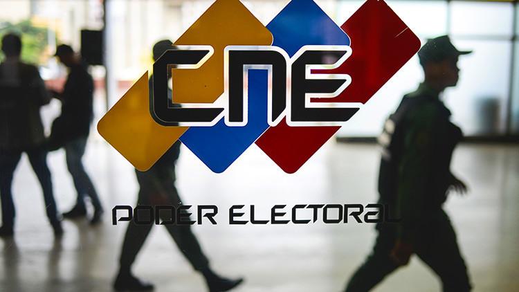'Hackean' el sitio web del Consejo Nacional Electoral de Venezuela