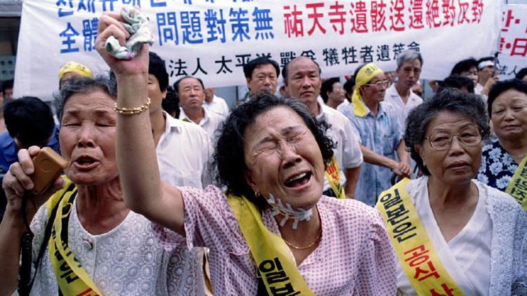 Seúl pretende revisar el acuerdo con Tokio sobre las esclavas sexuales durante la ocupación japonesa