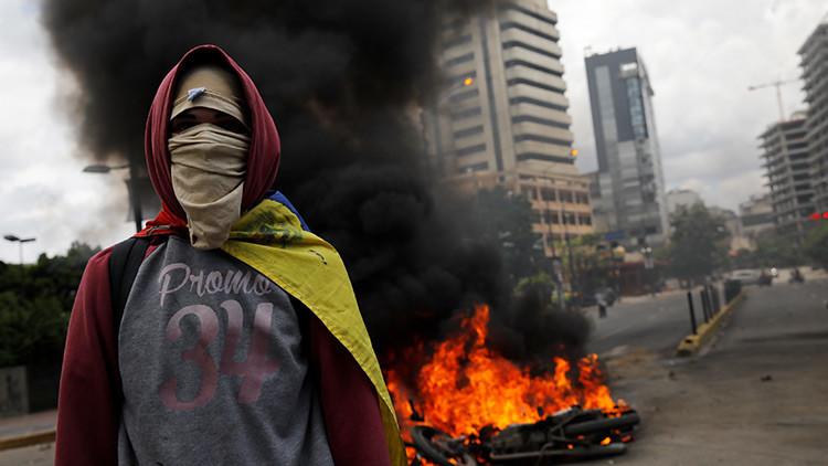 """Rusia: """"Esperamos que en la situación en Venezuela no intervengan actores externos"""""""