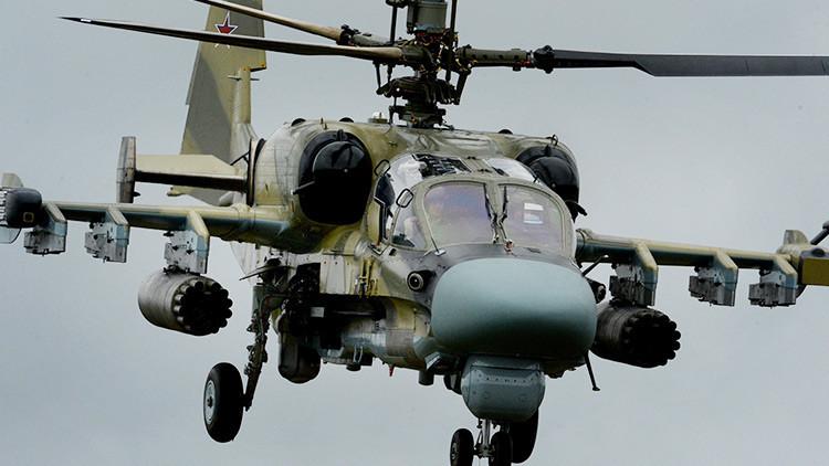 Video: los helicópteros de ataque rusos Ka-52K están listos para operar desde buques