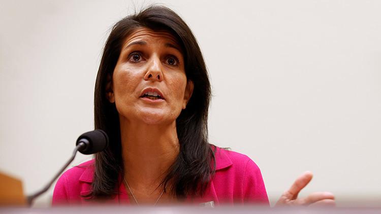 """Embajadora de EE.UU. en la ONU: """"El tiempo para conversar sobre Corea del Norte se acabó"""""""
