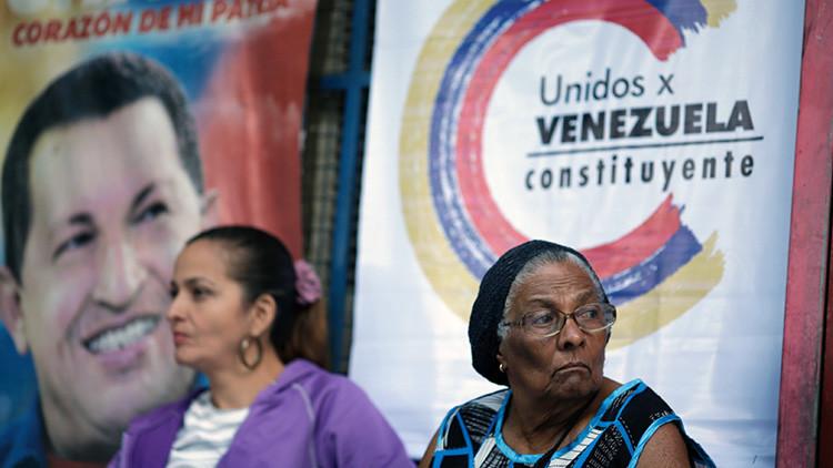 """""""Luchar contra la impunidad y la corrupción"""": Las tareas urgentes de la Constituyente venezolana"""