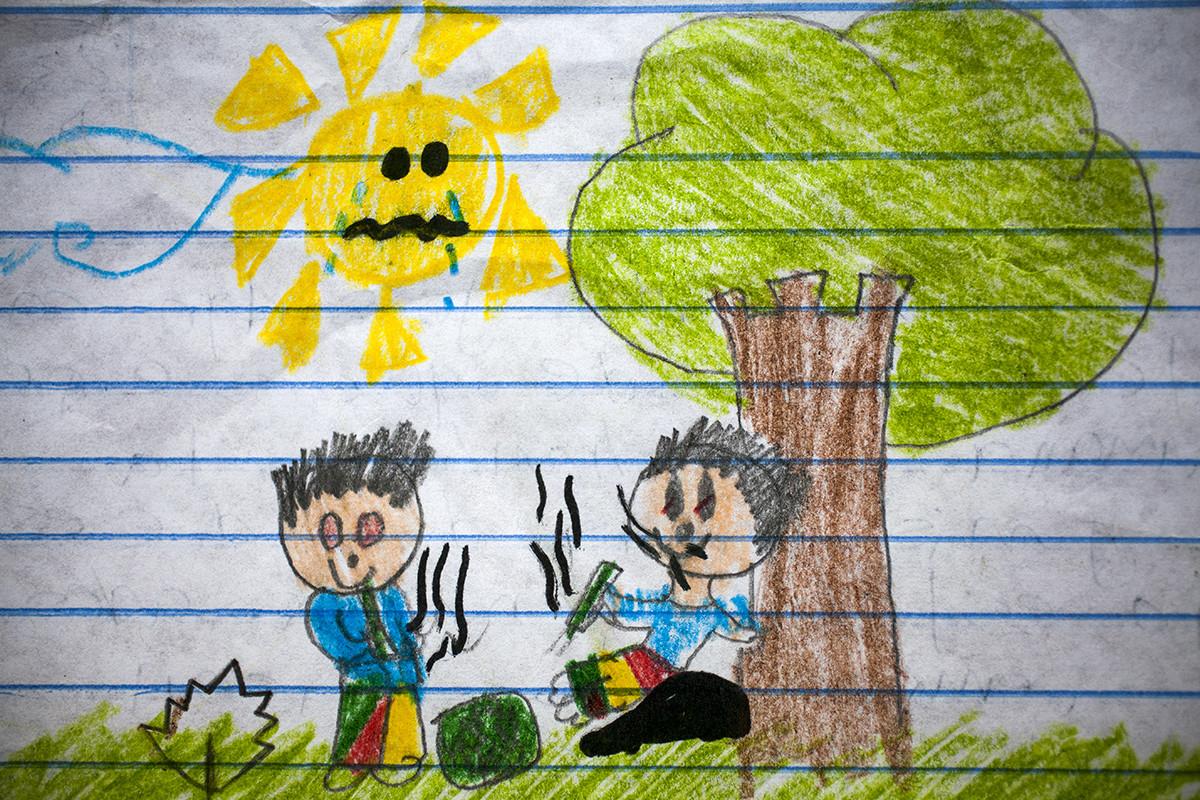 Worksheet. DESGARRADOR Conozca los dibujos de nios en Guatemala que