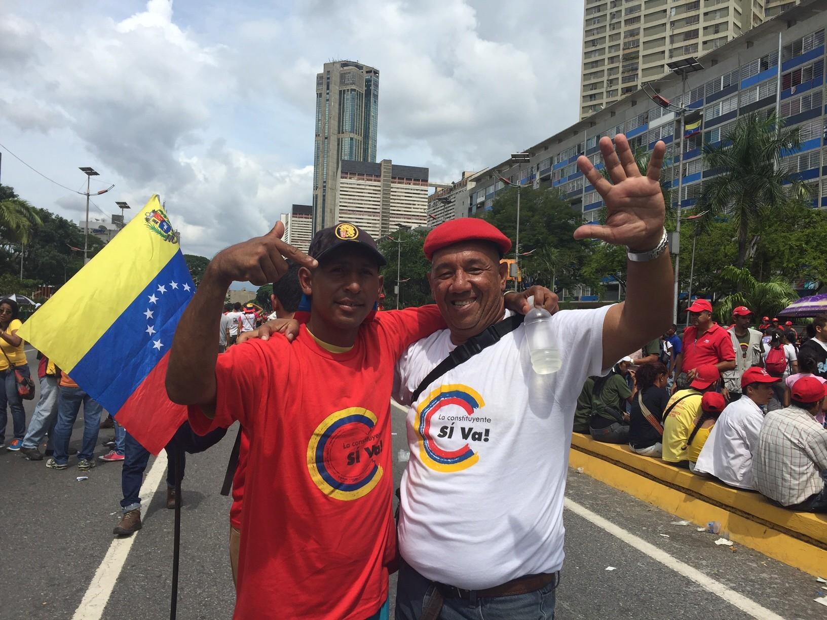 Presidente Maduro: Vamos a una gran victoria popular del Poder Constituyente