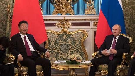 Putin y Xi Jinping acuerdan promover el plan ruso para solucionar la crisis coreana