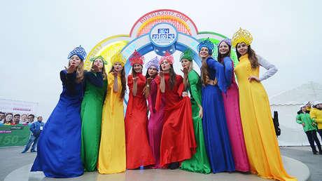 Lanzamiento de la cuenta regresiva al XIX Festival Mundial de la Juventud y los Estudiantes.