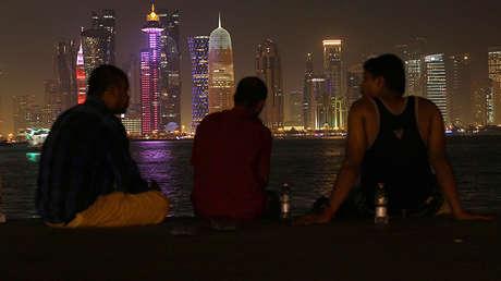Vista general de Doha, la capital de Catar.