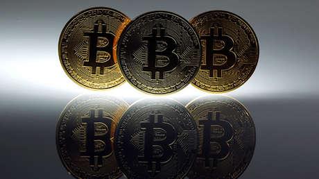 Imagen ilustrativa de los bitcoines