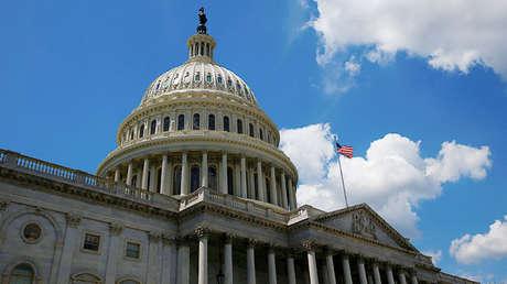 El Capitolio de EE.UU., Washington