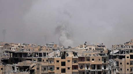 La ciudad siria de Raqa