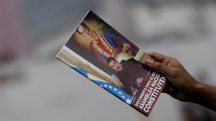 ¿Por qué las cadenas venezolanas de televisión silenciaron la elección constituyente?
