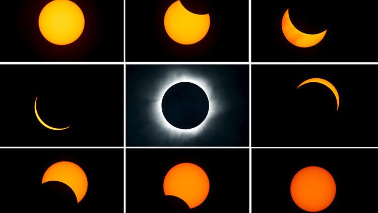 Revelan cuándo la Tierra experimentará el último eclipse solar total