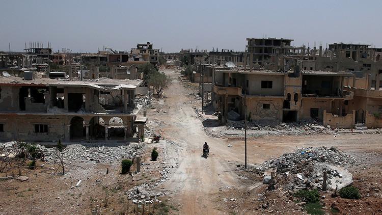 Mueren 18 civiles en bombardeos de coalición en Al-Raqa