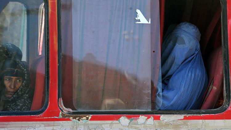 ¿Seguro que son burkas?: La foto islamófoba que ha causado las mofas de la Red   (FOTO)