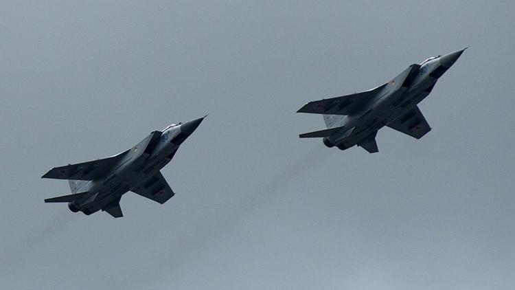 Moscú comenta la interceptación de aviones rusos por cazas de la OTAN sobre el Báltico
