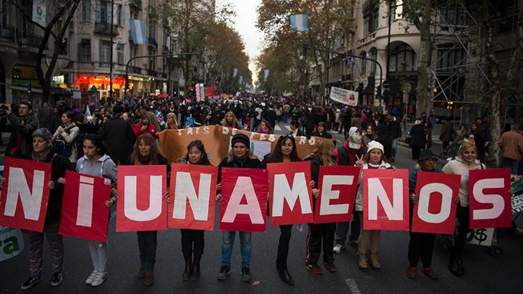 """Político argentino compara el aborto con los feminicidios: """"Si hay una beba adentro es Ni Una Menos"""""""