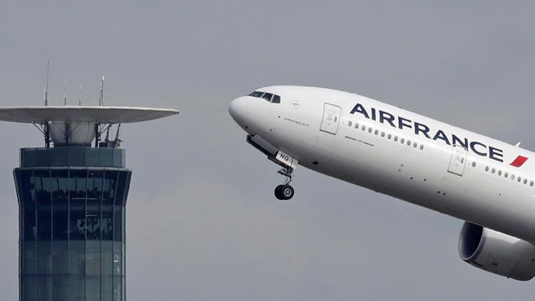 Un Boeing 777 pasó por el lugar donde poco después cayó el último misil norcoreano