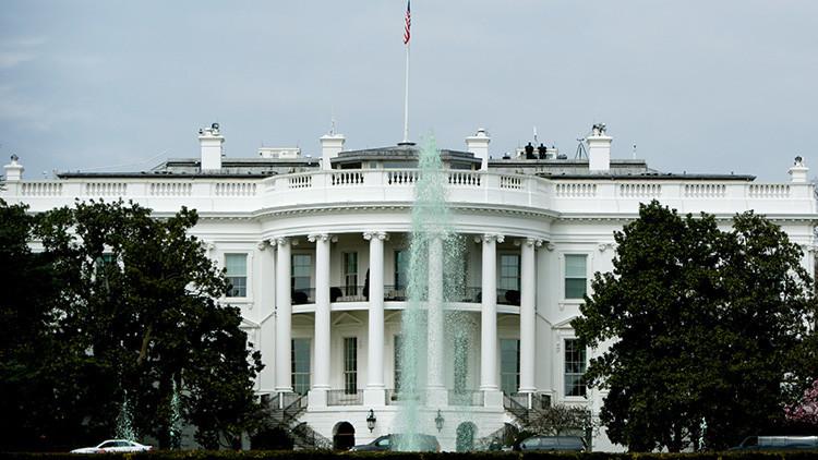 '¡Un gran día!': Lo que está pasando en la Casa Blanca en un solo tuit