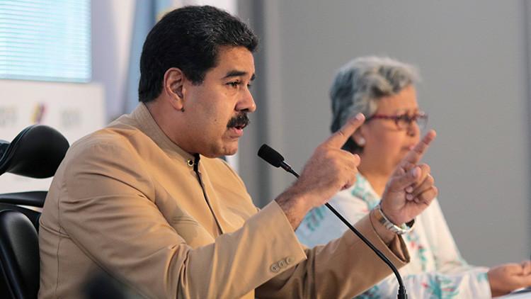"""Trump: """"Maduro es responsable por la seguridad de líderes opositores en Venezuela"""""""