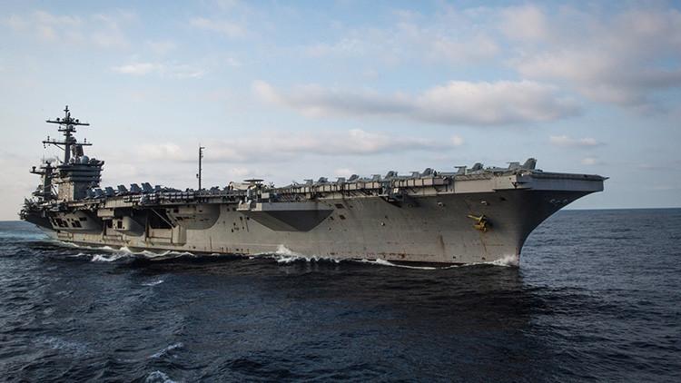 EE.UU., a punto de volver a enviar un portaviones nuclear a la península coreana