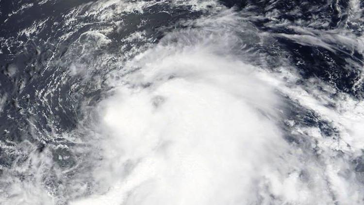 FOTOS: Espectaculares imágenes desde el espacio del gigantesco tifón Noru sobre el Pacífico