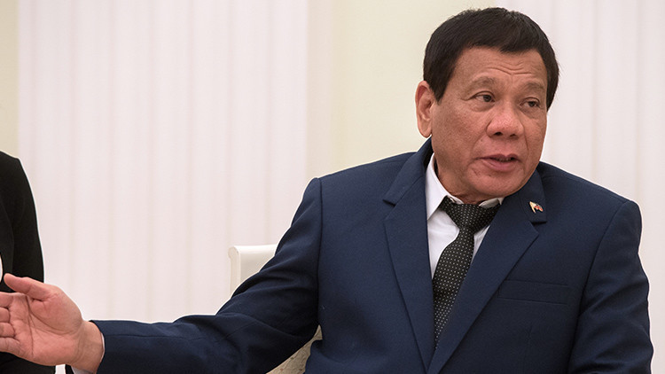 """Rodrigo Duterte: Kim Jong-un es """"un hijo de perra"""""""