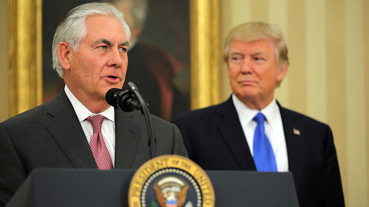 Incoherencia, demagogia y contradicciones internas: Así es la nueva política exterior de EE.UU.
