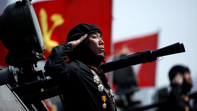 """""""Corea del Norte no duraría ni 24 horas en un conflicto bélico"""""""