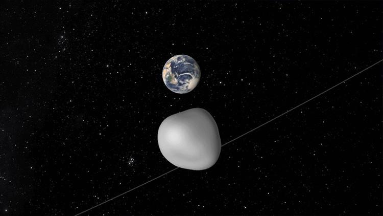 La NASA probará por primera vez su sistema de defensa contra un asteroide real