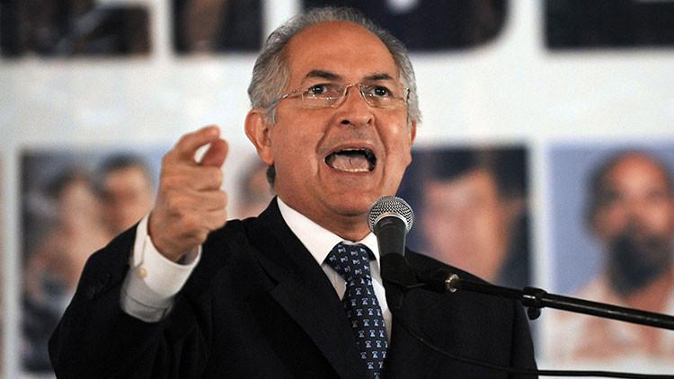 ¿Quién es Antonio Ledezma y por qué está preso como Leopoldo López?