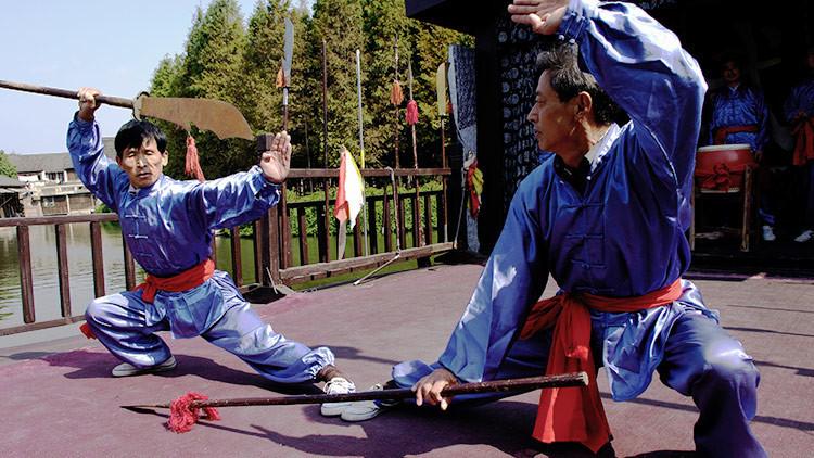 El kung-fu es el nuevo deporte oficial de la Armada de Bolivia