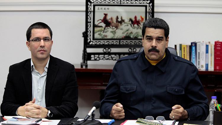 Maduro vuelve a cambiar al titular del Ministerio de Exteriores venezolano