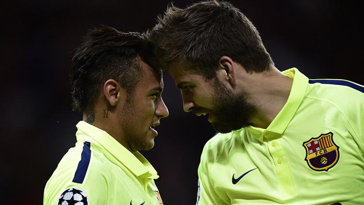 """Neymar se va al PSG y Piqué """"se queda"""" con los infalibles memes"""