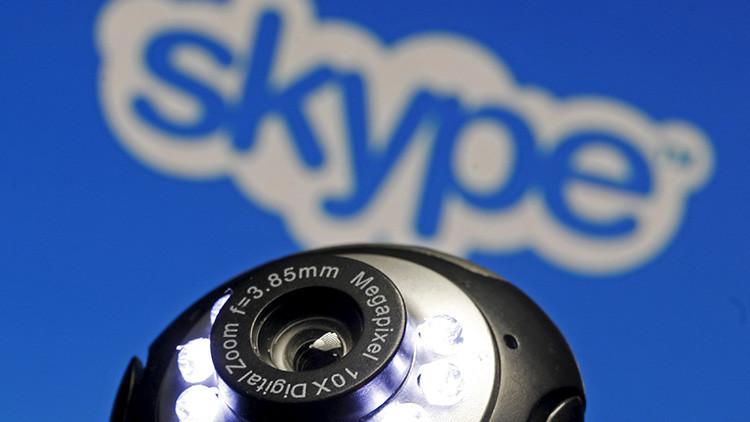 Skype sufre caídas en todo el mundo