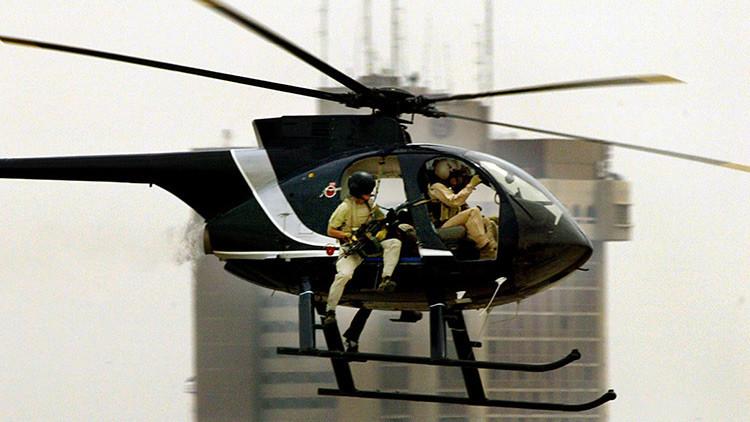 Alas de alquiler: Compañía militar ofrece una fuerza aérea privada para la guerra en Afganistán