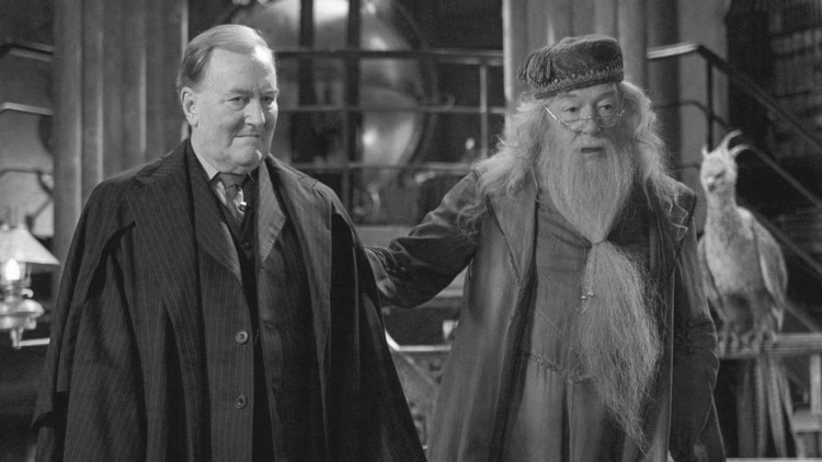 Muere Robert Hardy, actor de la saga 'Harry Potter'