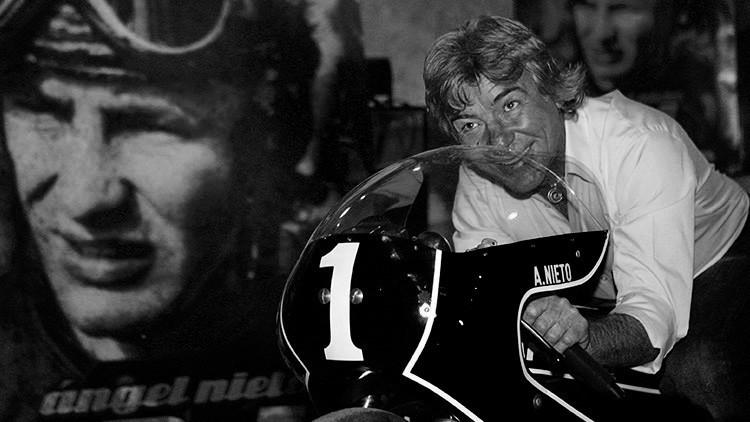 Fallece el exmotociclista español Ángel Nieto