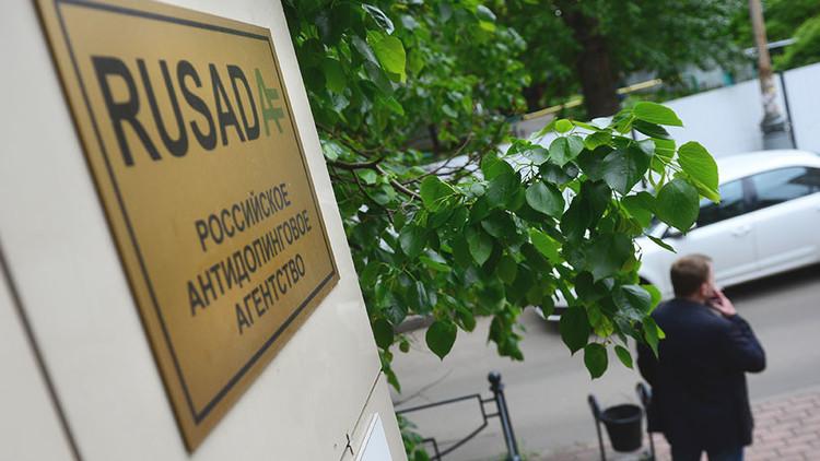 """Rusia """"completará la hoja de ruta de la WADA en un futuro próximo"""""""