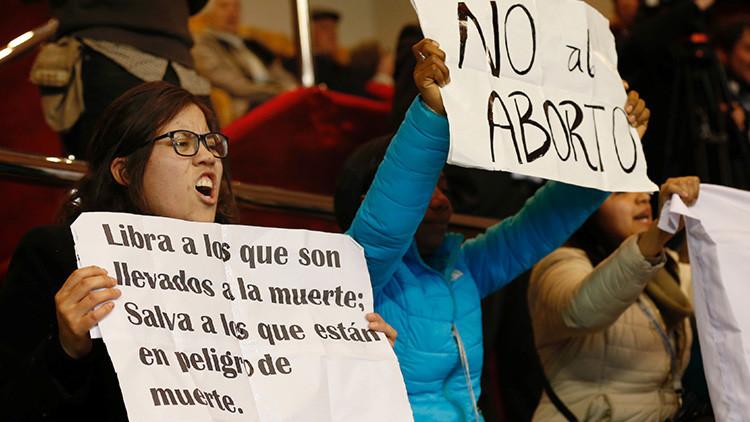 Senado aprueba ley de despenalización del aborto en Chile