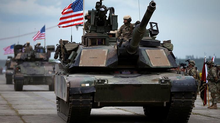 """Alto cargo militar: """"EE.UU. planea ejercicios globales para enfrentar a Rusia y otras amenazas"""""""