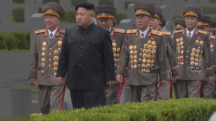 """Pionyang califica de """"acto criminal"""" las sanciones de EE.UU. contra Corea del Norte, Rusia e Irán"""
