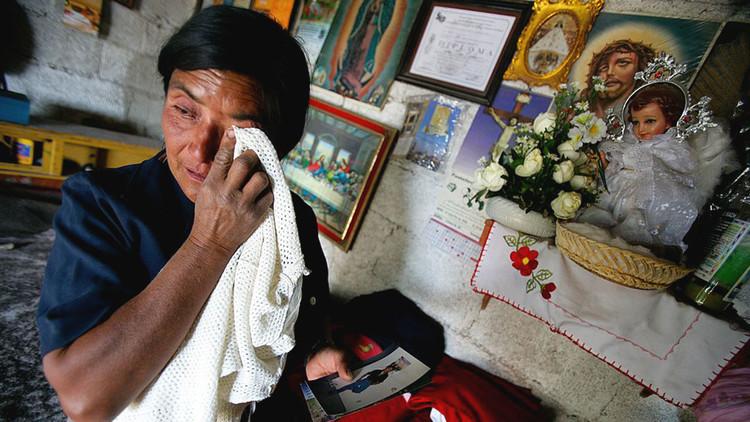 """""""En México dejan que la sociedad se desangre y viva en el luto más tremendo"""""""