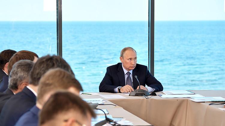 Putin se pronuncia sobre su candidatura a las elecciones presidenciales rusas