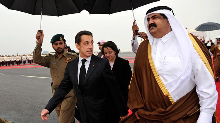 Sarkozy será investigado por posibles coimas durante la elección de Catar como sede del Mundial