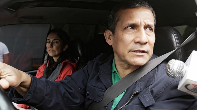 La Justicia peruana rechaza la libertad condicional del expresidente Humala y de su esposa