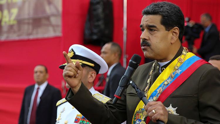 """Maduro: """"Con la Constituyente tiene que llegar la justicia y la paz"""""""